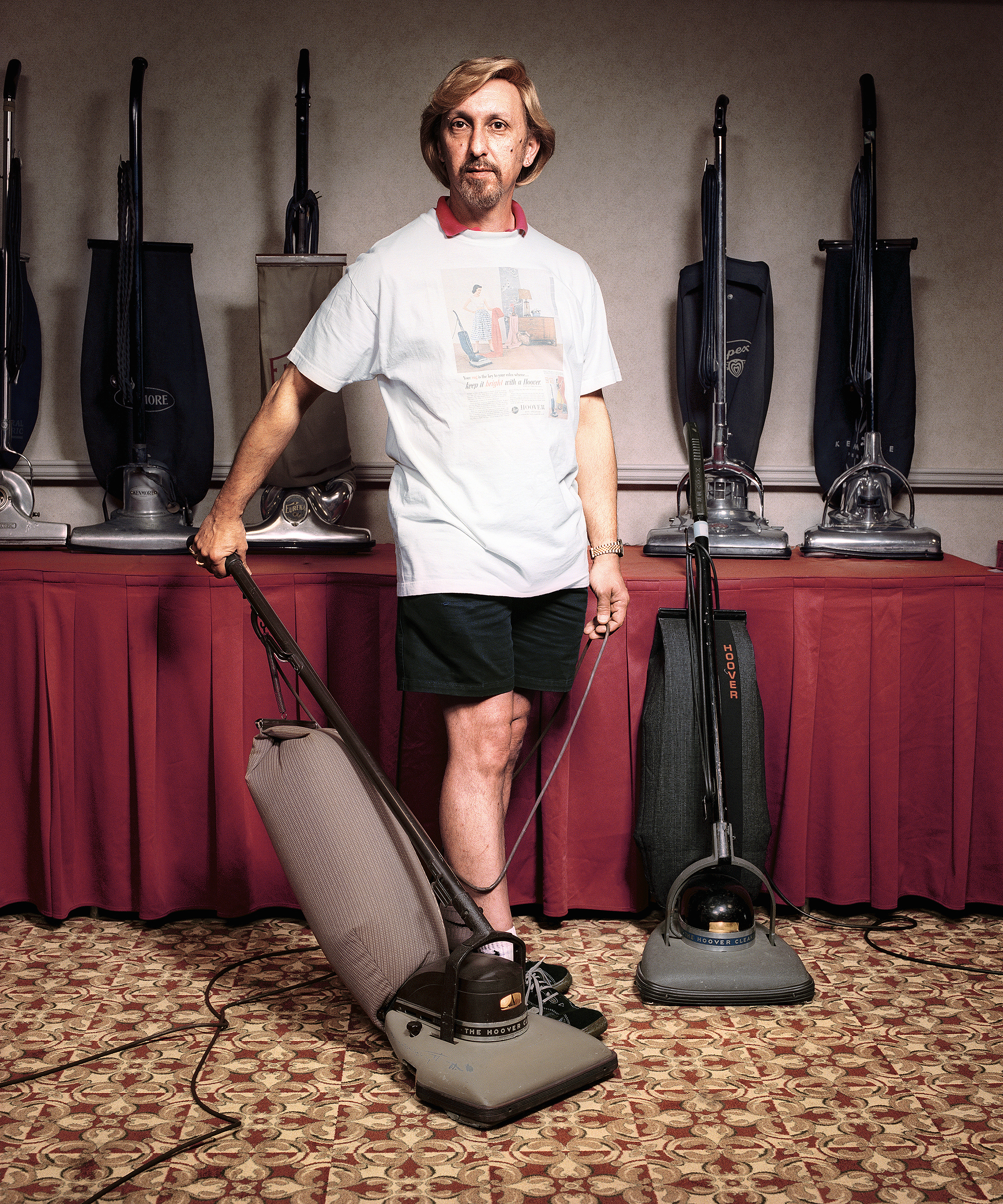 Vacuum Cleaner Collectors Convention