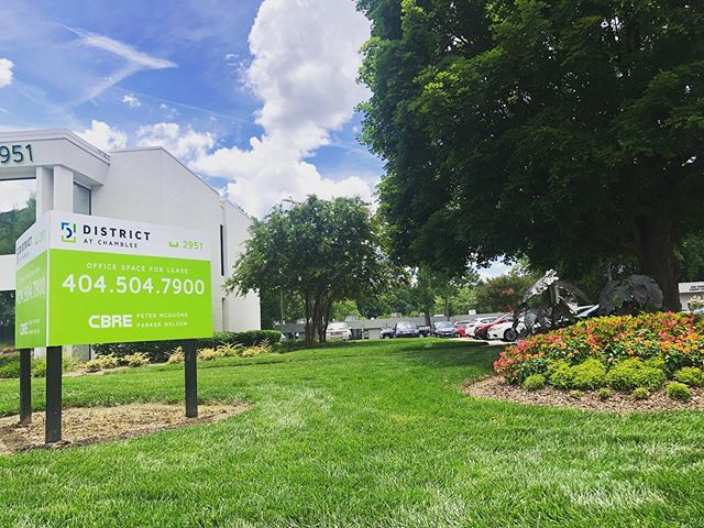 Looking for an office space? Schedule a tour at District at Chamblee!