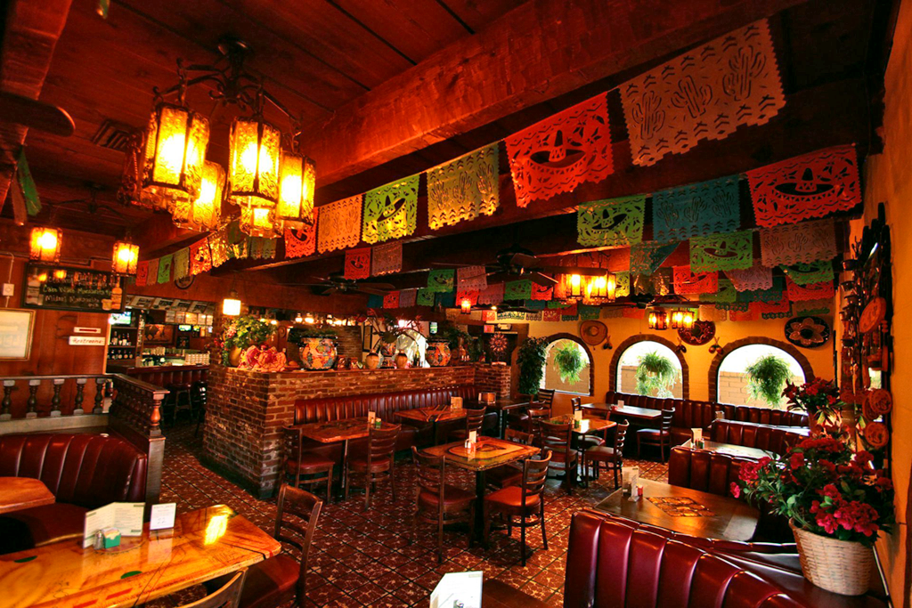 Tony's Jacal - Legendary sit-down Mexican restaurant with stellar food and even better ambience