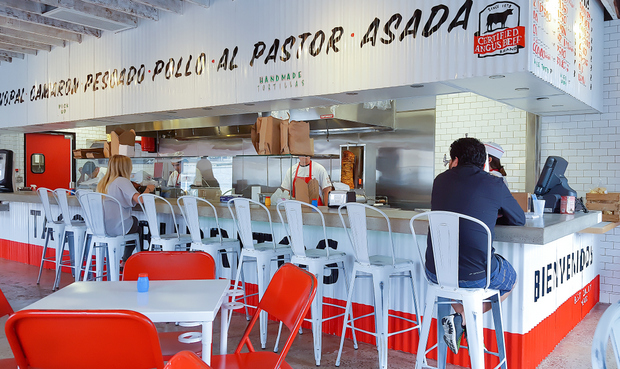 Taco Stand - **OUR FAVORITEOur absolute favorite taco shop in the areaRecs: Al Pastor Taco or Burrito
