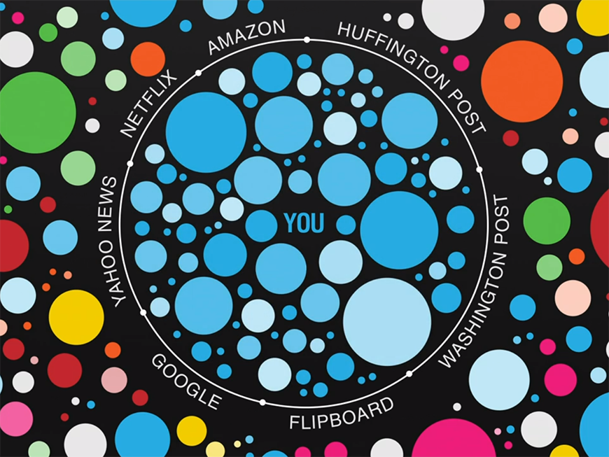 Filter Bubble - Over-Personalised Internet