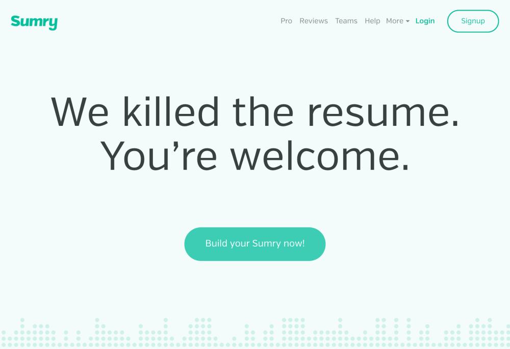 Sumry-the-Resume-Killer-by-Behrouz-Jafarnezhad-Perspective-IX-1000x686.png