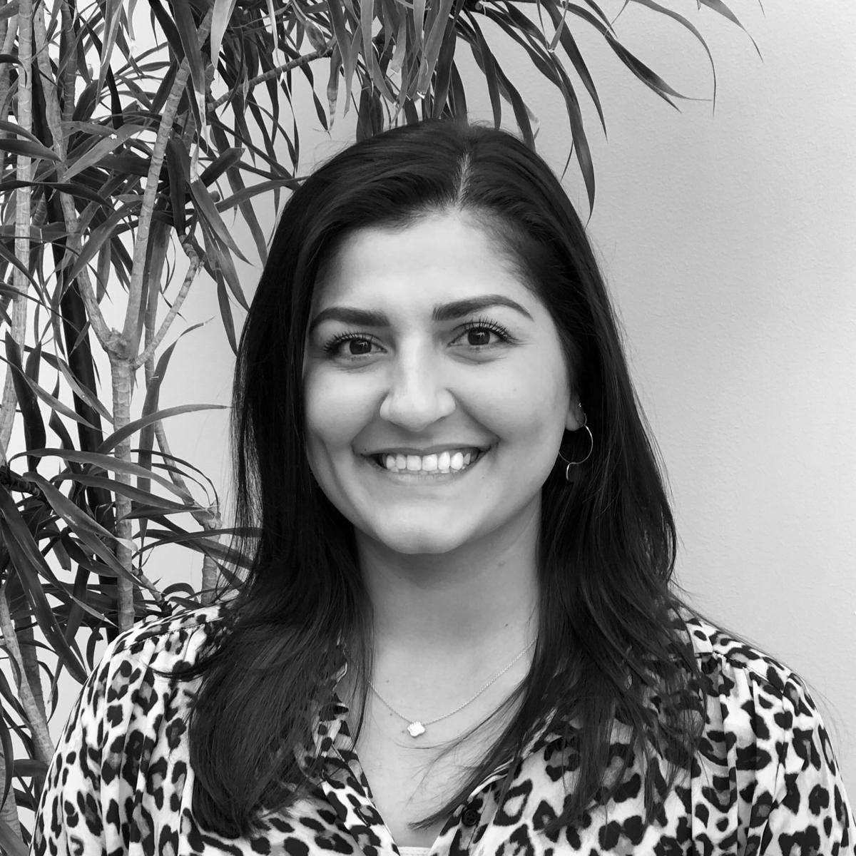 Sarah Hashemyan – HR