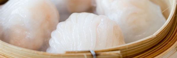 """Shrimp Dumpling A.K.A """"Ha Gao"""""""