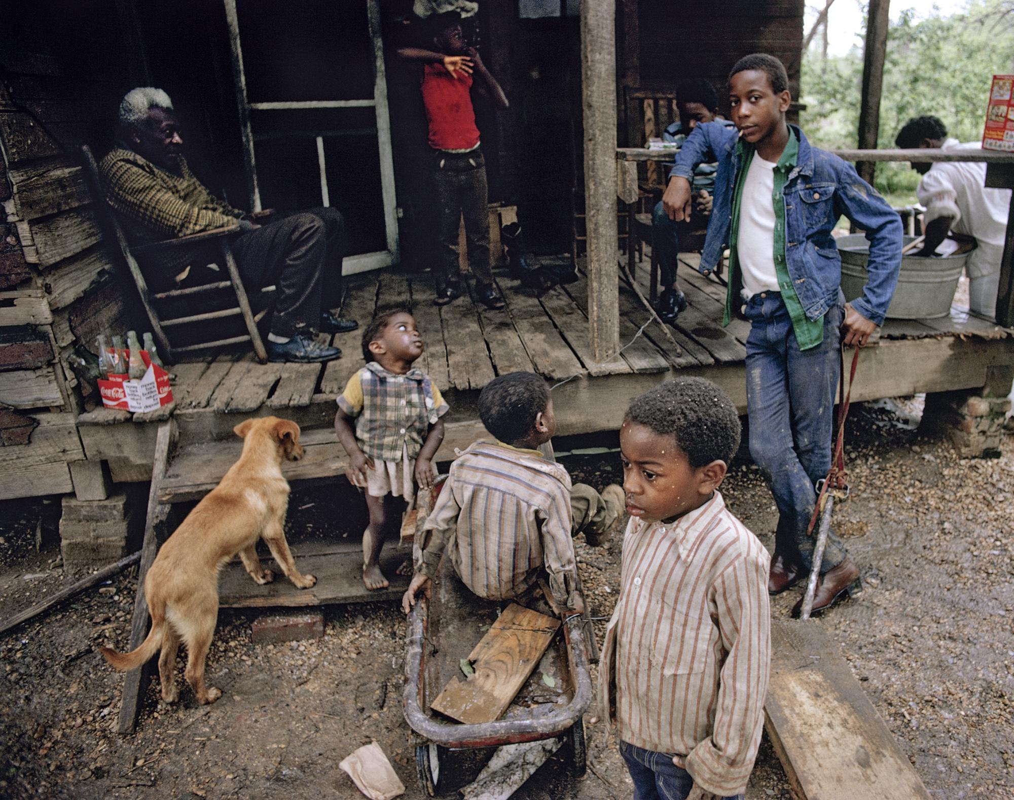 Pattison, Mississippi 1973