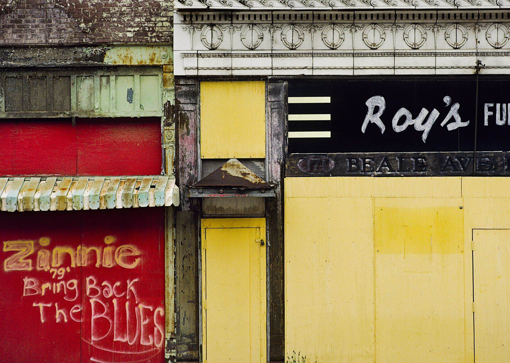 Memphis, Tennessee 1983