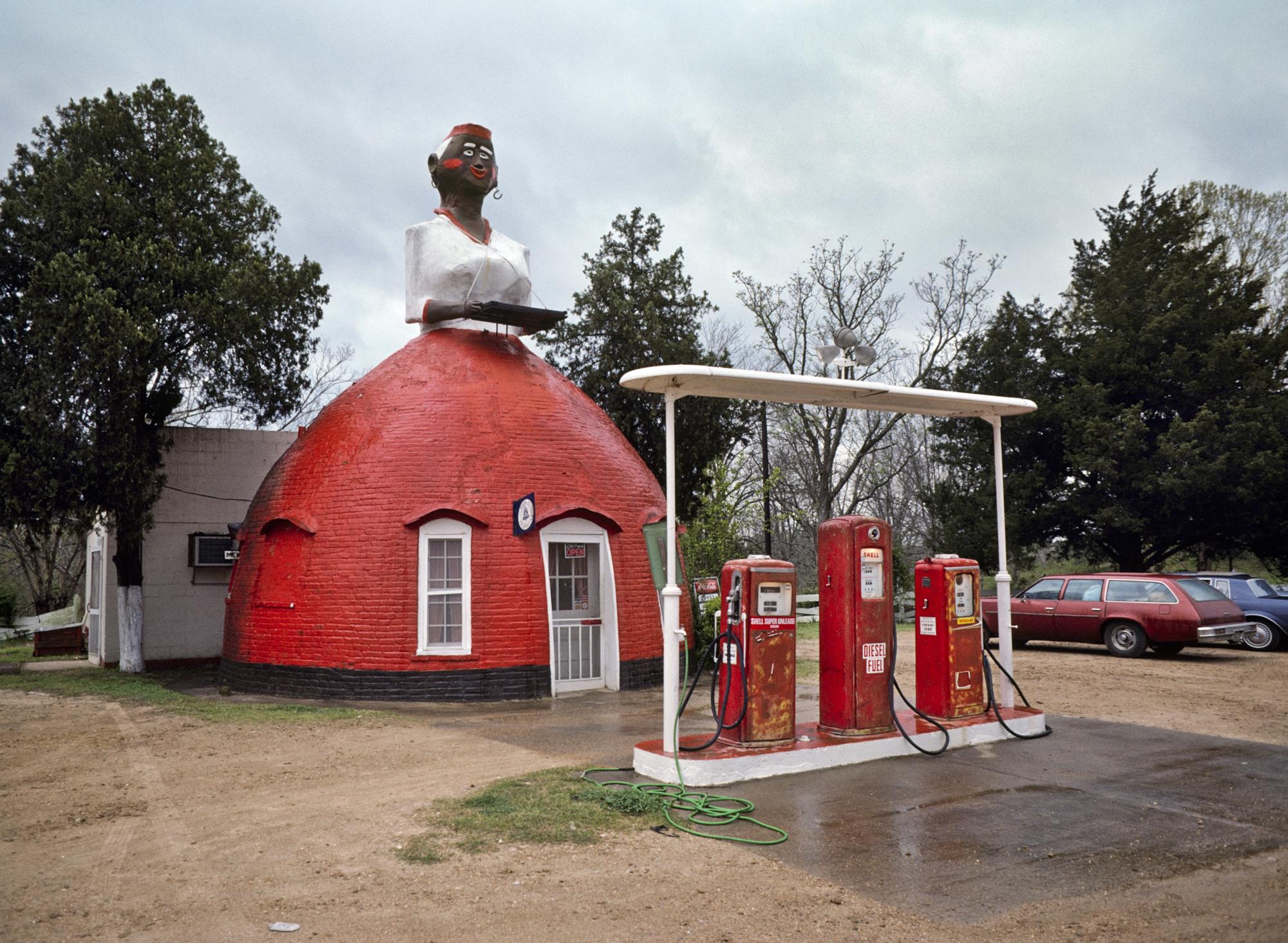 Natchez, Mississippi 1973
