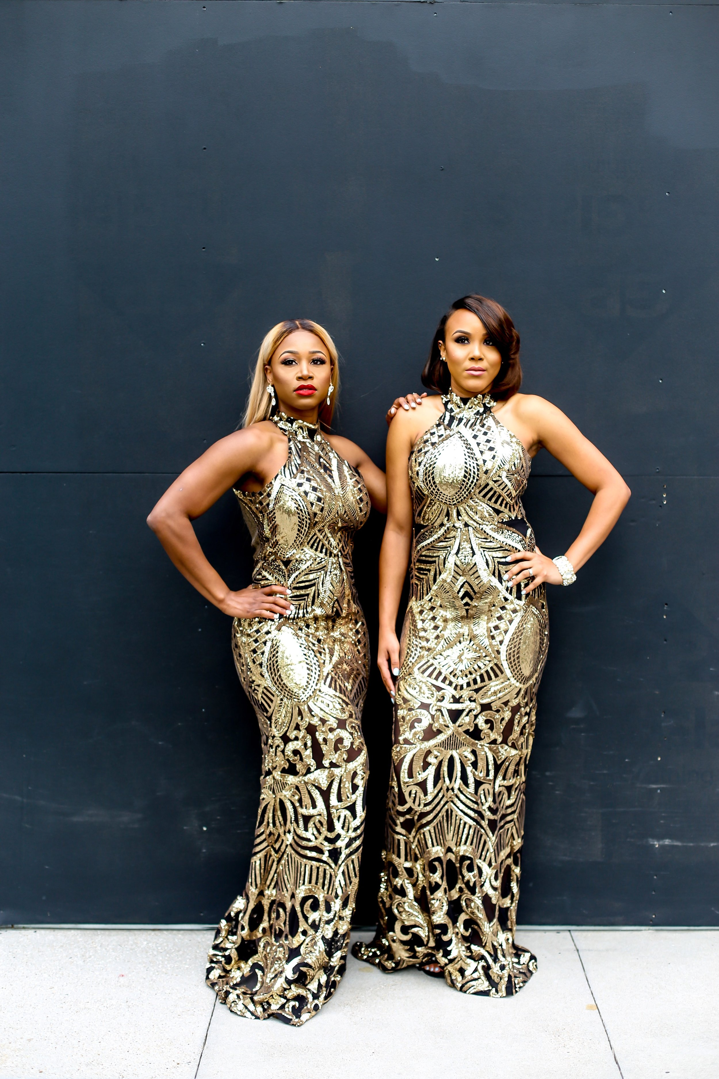 The Glam Girls