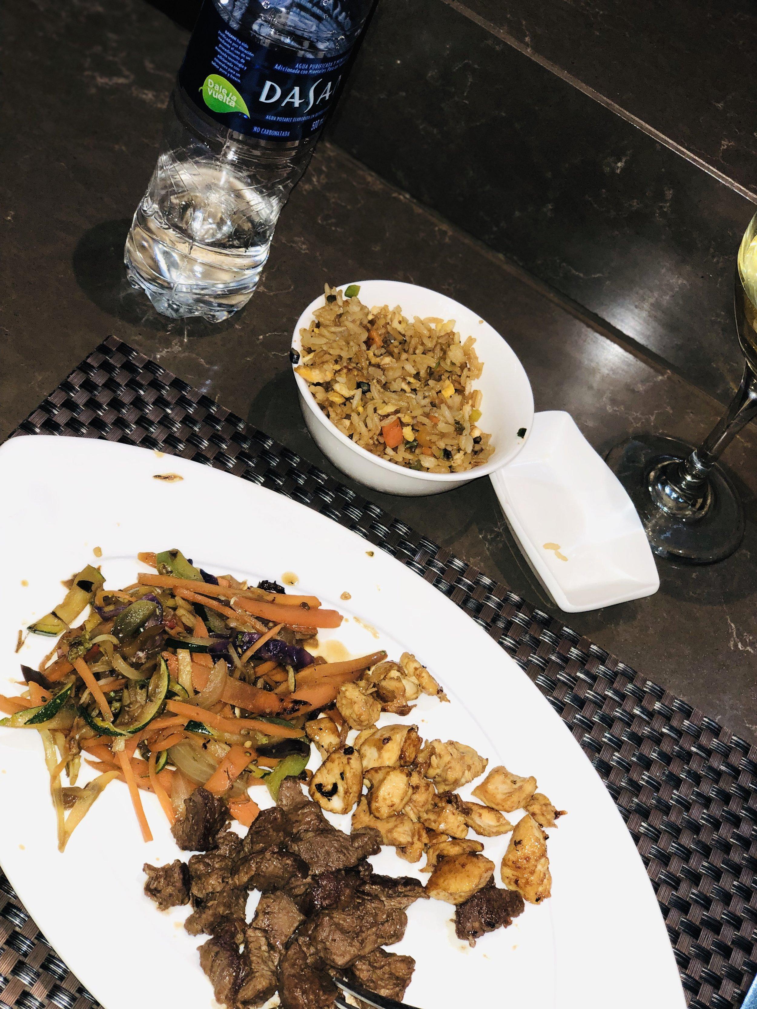 Hibachi: Must make a reservation
