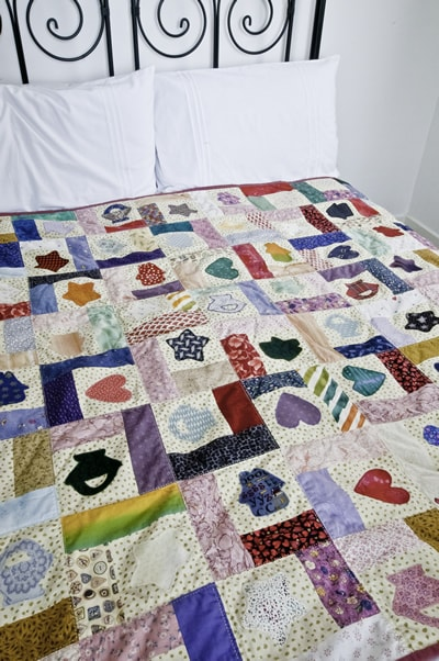 Home and Heart Quilt