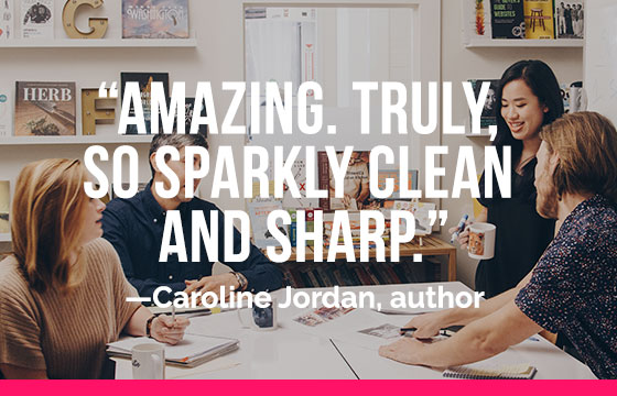 Many authors feel daunted by the idea of taking the spark of an idea and turning it into a full-length manuscript. Girl Friday can help you reach that next major milestone with the best editorial services in the industry. -
