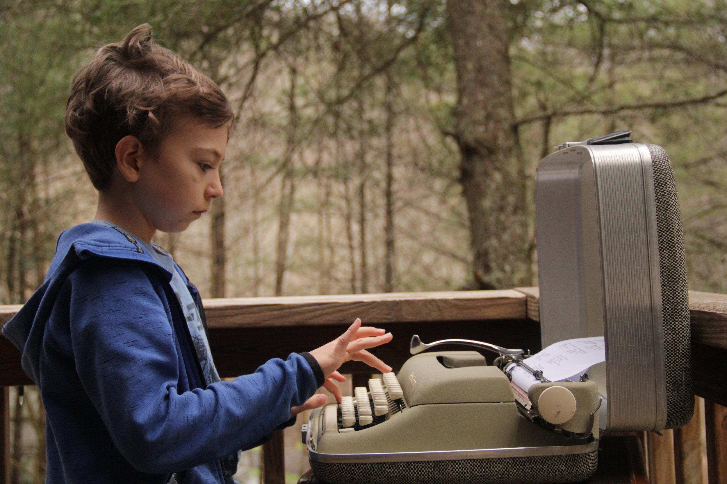 Nolan Typing, Banner Elk