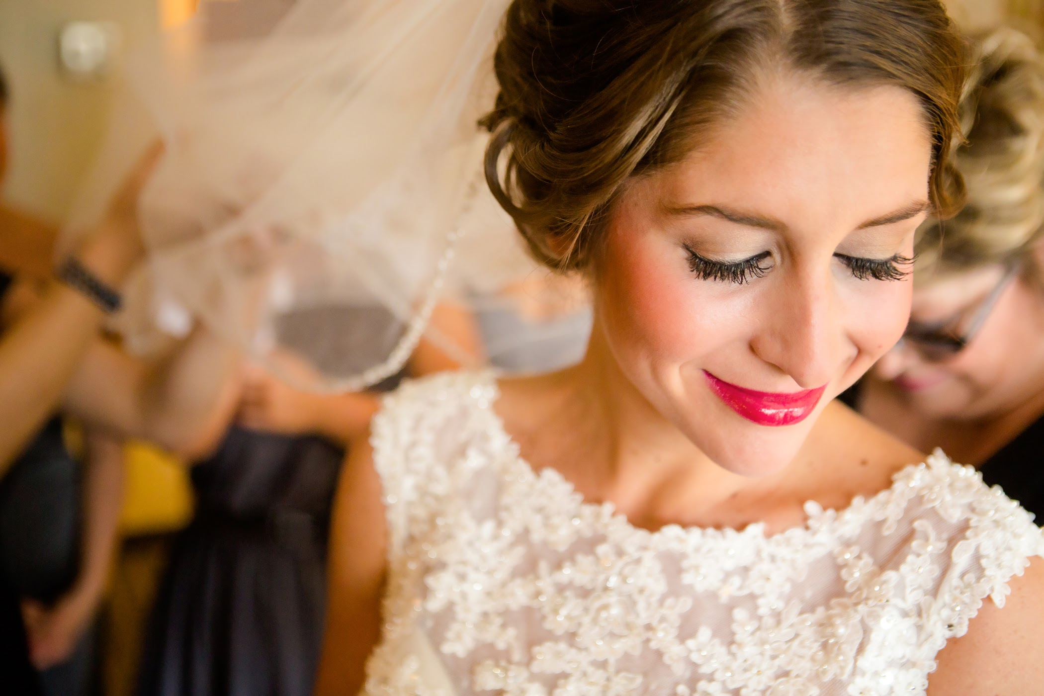 Rochester, NY Wedding hair and makeup