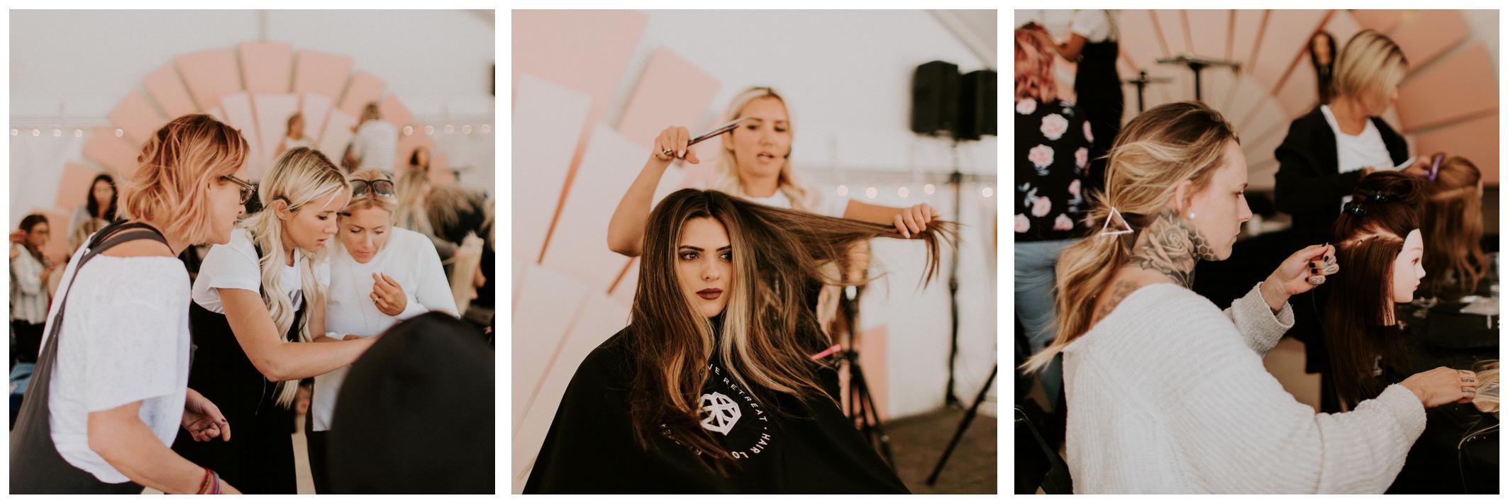 Hair Love Retreat Education
