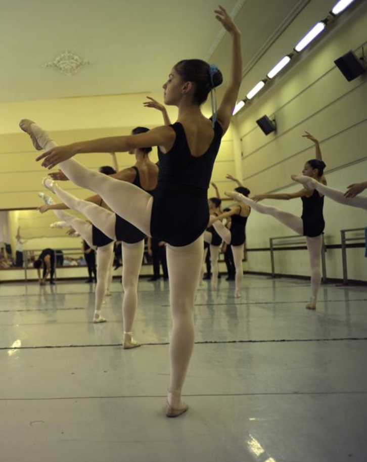 Google images: National Ballet School of Cuba