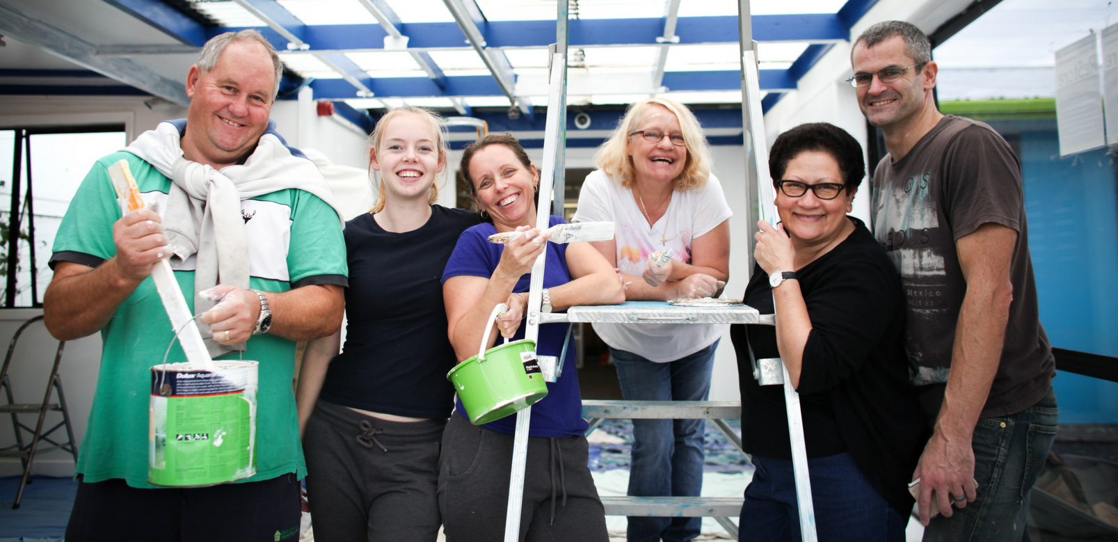 Volunteer with Habitat for Humanity Auckland