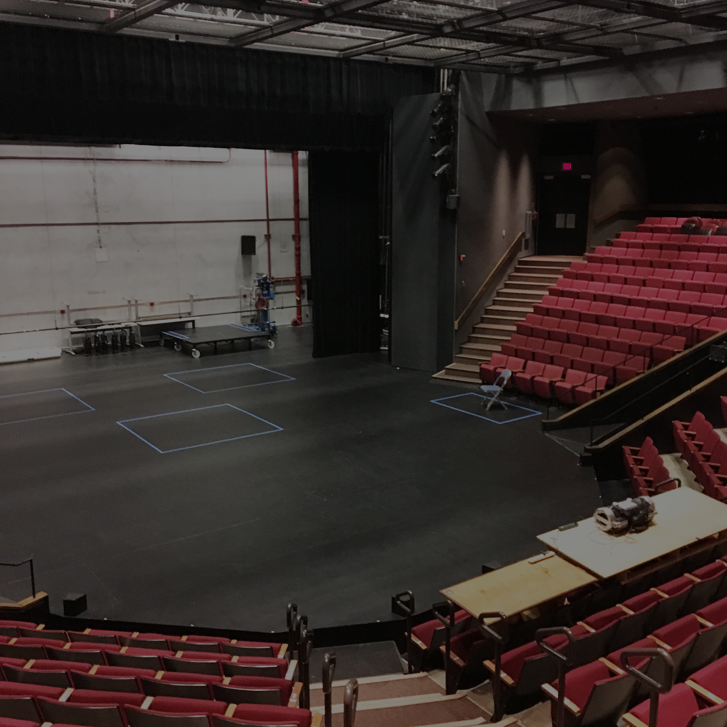 Performance Spaces -