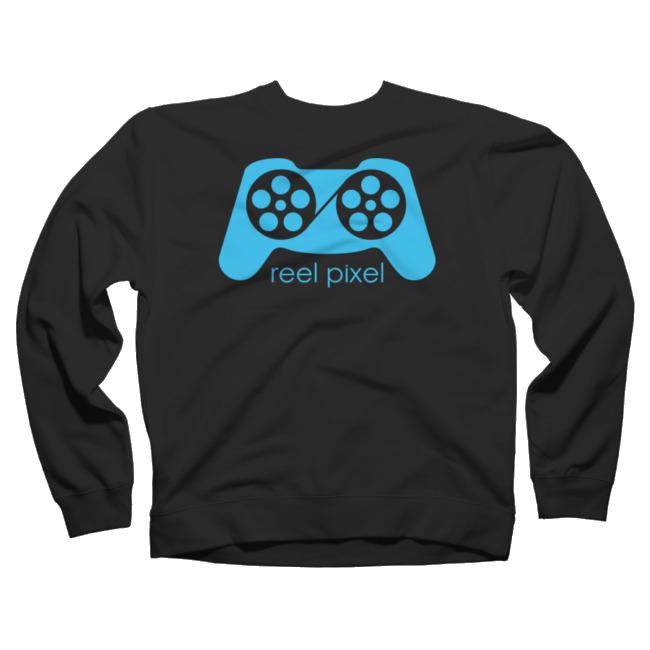 Reel Pixel Logo Crew Neck $44