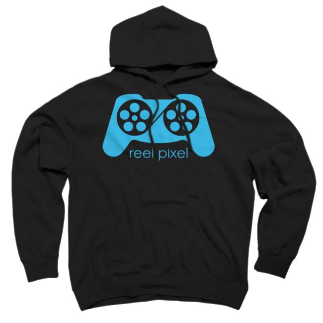 Reel Pixel Logo Hoodie $48