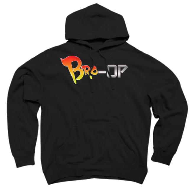 Bro-Op Hoodie $48