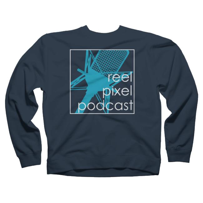 Reel Pixel Podcast Crew $44