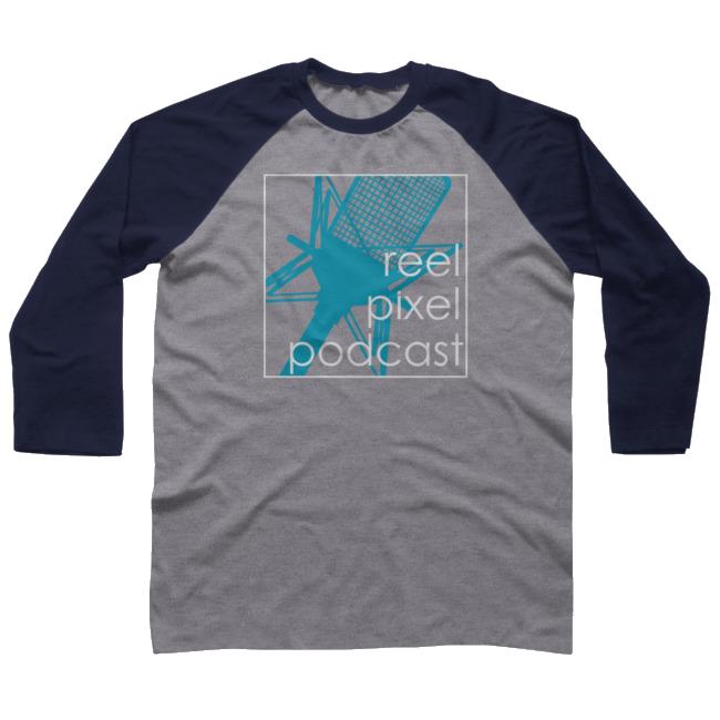 Reel Pixel Podcast Baseball $28