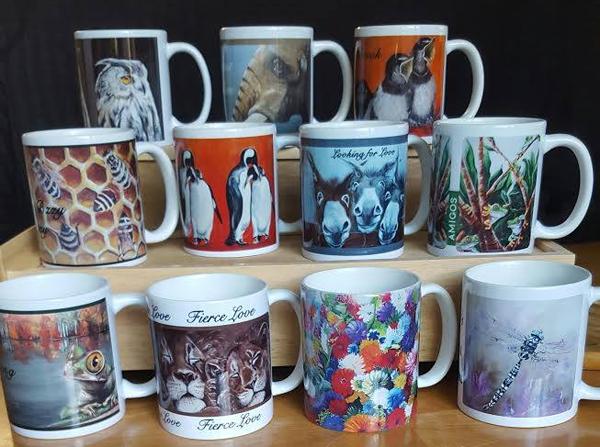 Special Artisan Mugs