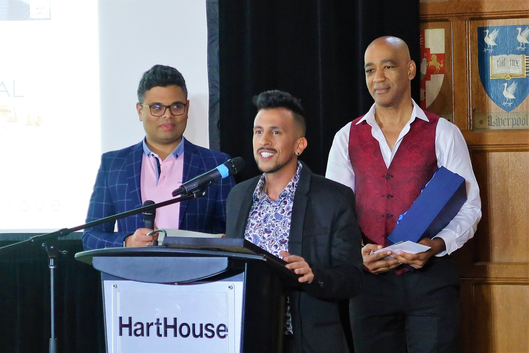 Recipients of the Best LGBTQ+ Business of the Year by the INSPIRE Awards