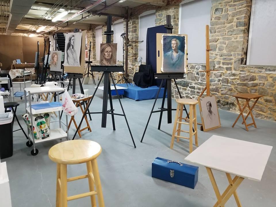 Robert Liberace Workshop, Oct. 2017