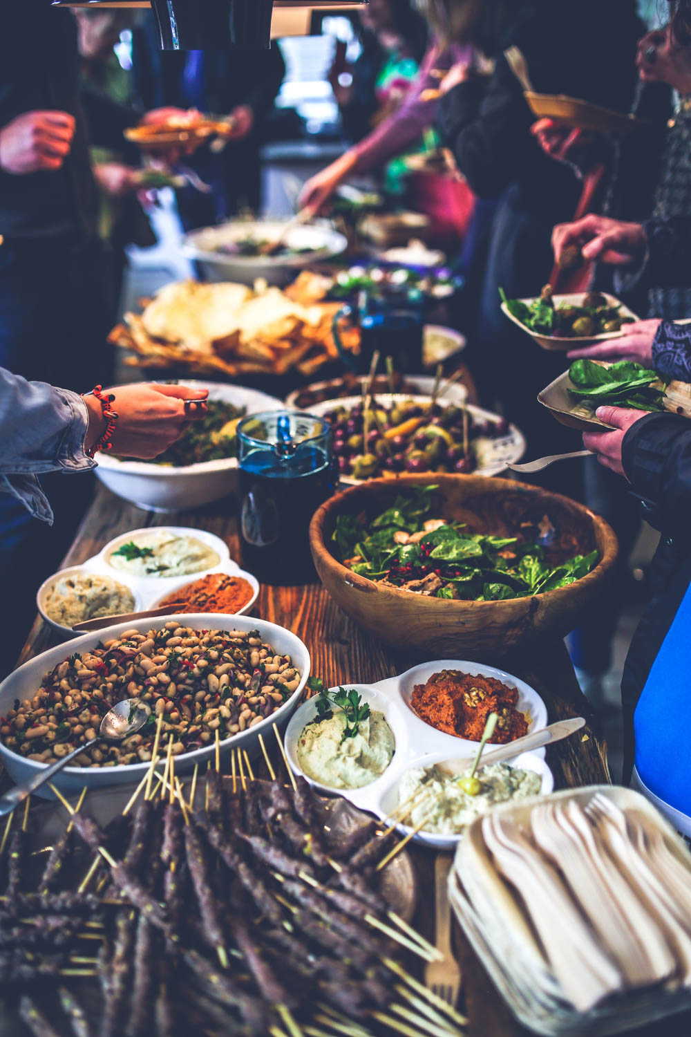 Vanteen Catering - Buffet - catering service Sunshine Coast - Fruit-9.jpg