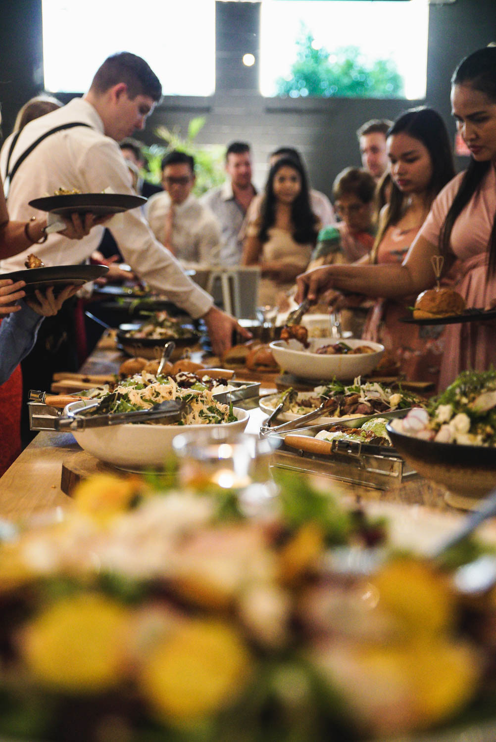 Vanteen Catering - Buffet - catering service Sunshine Coast - Fruit.jpg