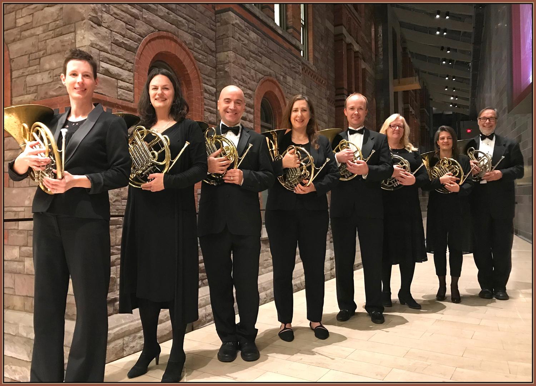 The Horns of Esprit, Koerner Hall