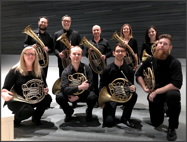 The COC Horns of 'Götterdämmerung'