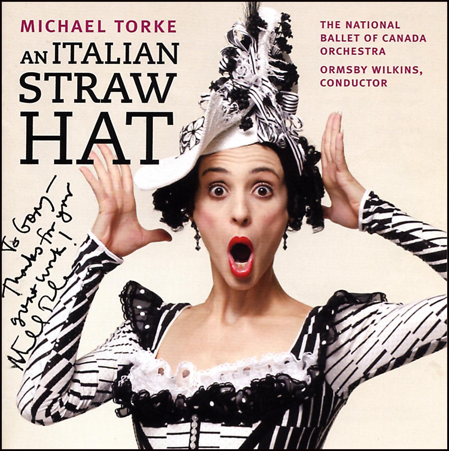 An Italian Straw Hat