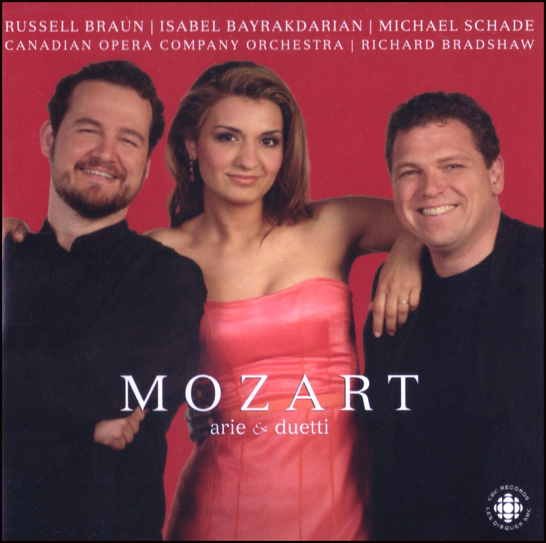 Mozart arie & duetti