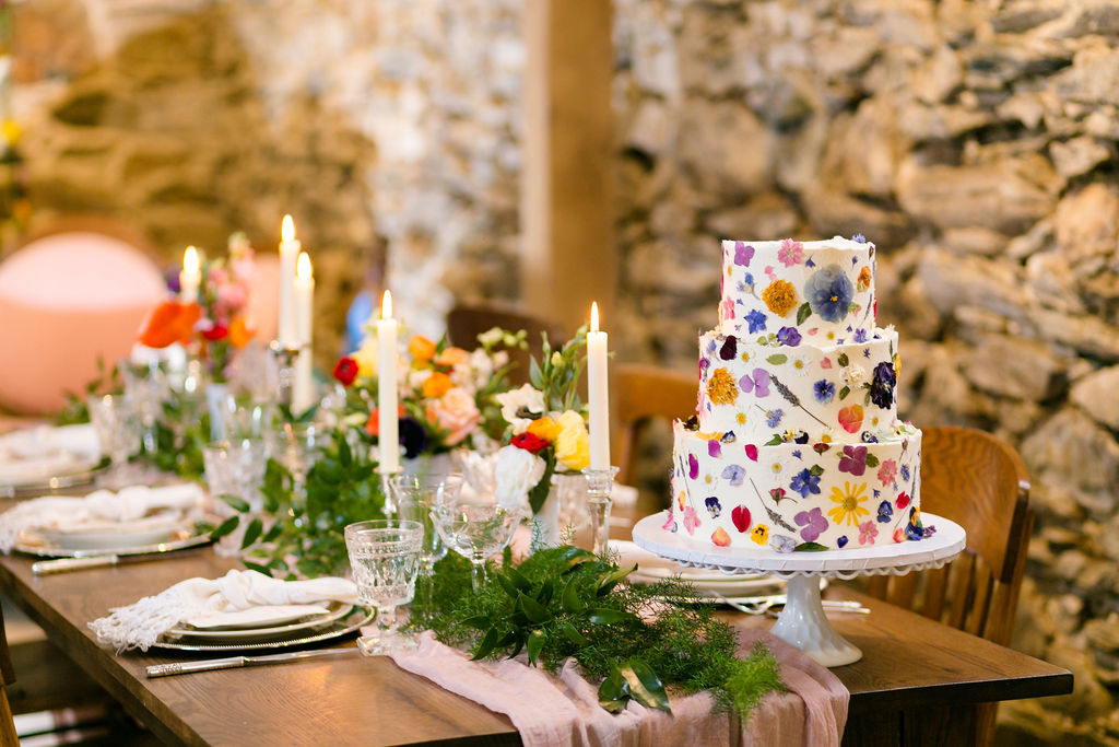 Purcellville Wedding Venue and Tablescape