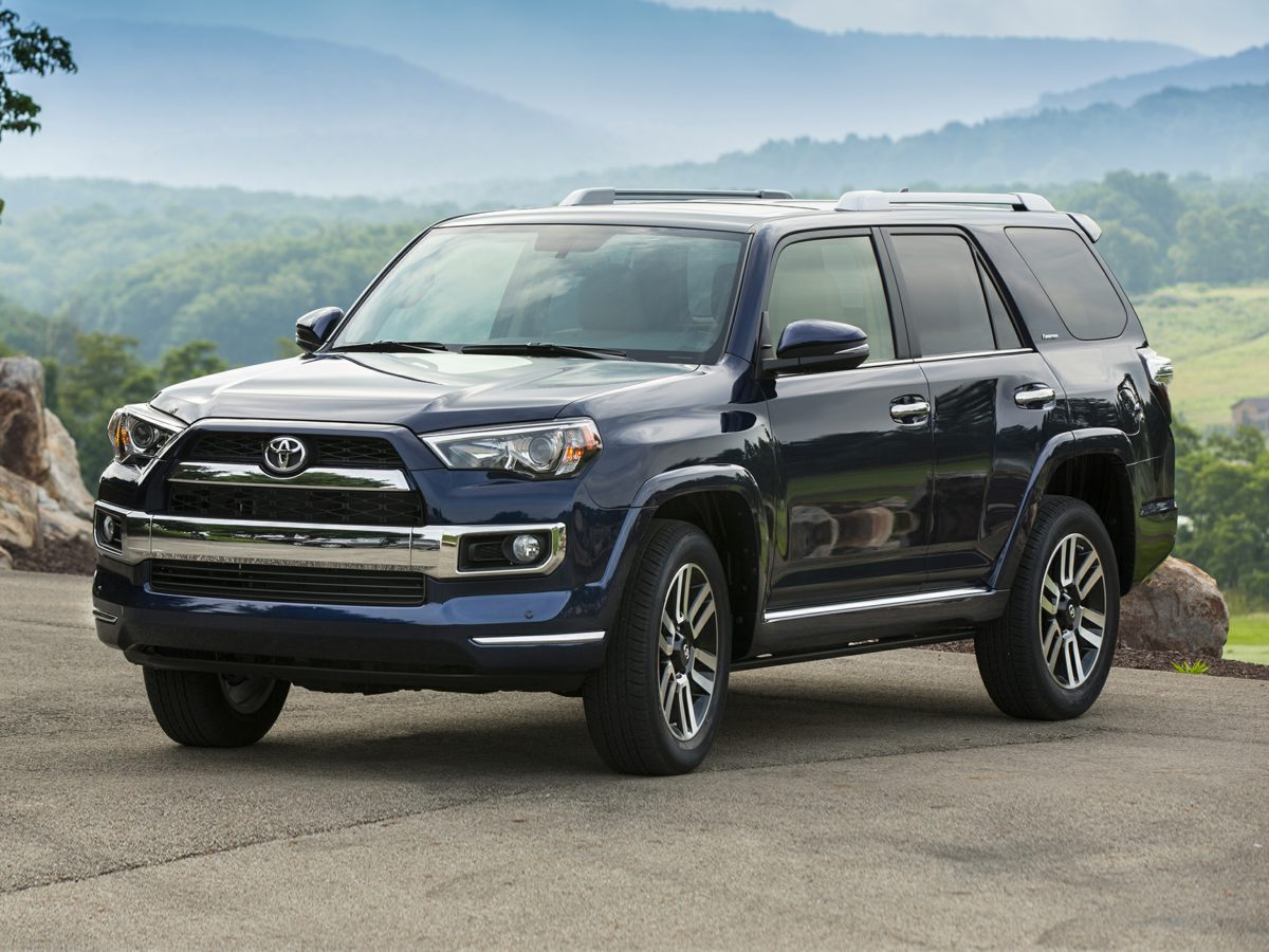 2016 Toyota 4Runner - Perfect for groups of 1-4 people. Great for excursions to remote farms or visiting hard to locate properties.