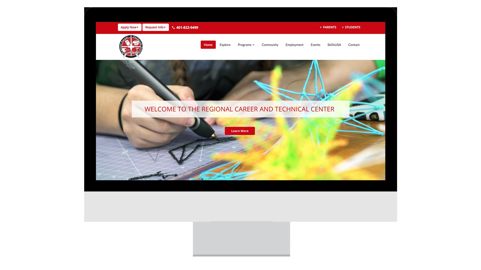 Coventry Career and Technical Center Website 01.jpg