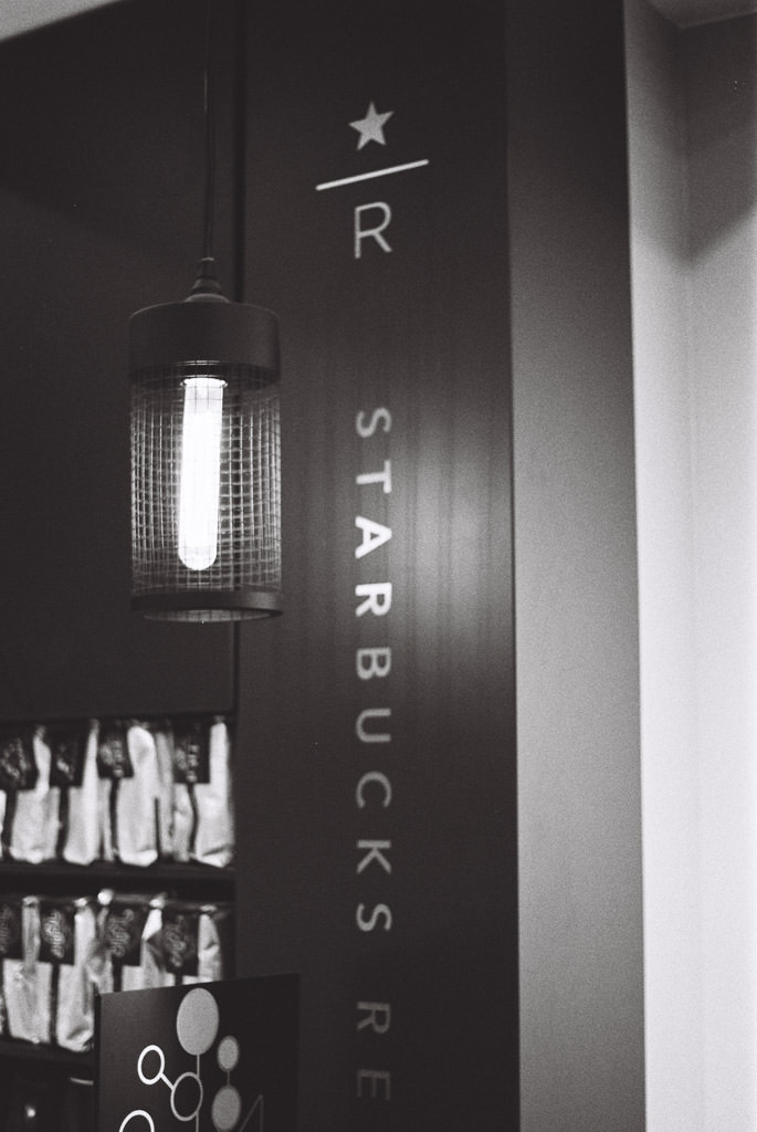 starbucks reserve small batch roasted single origin coffee film handsome wade