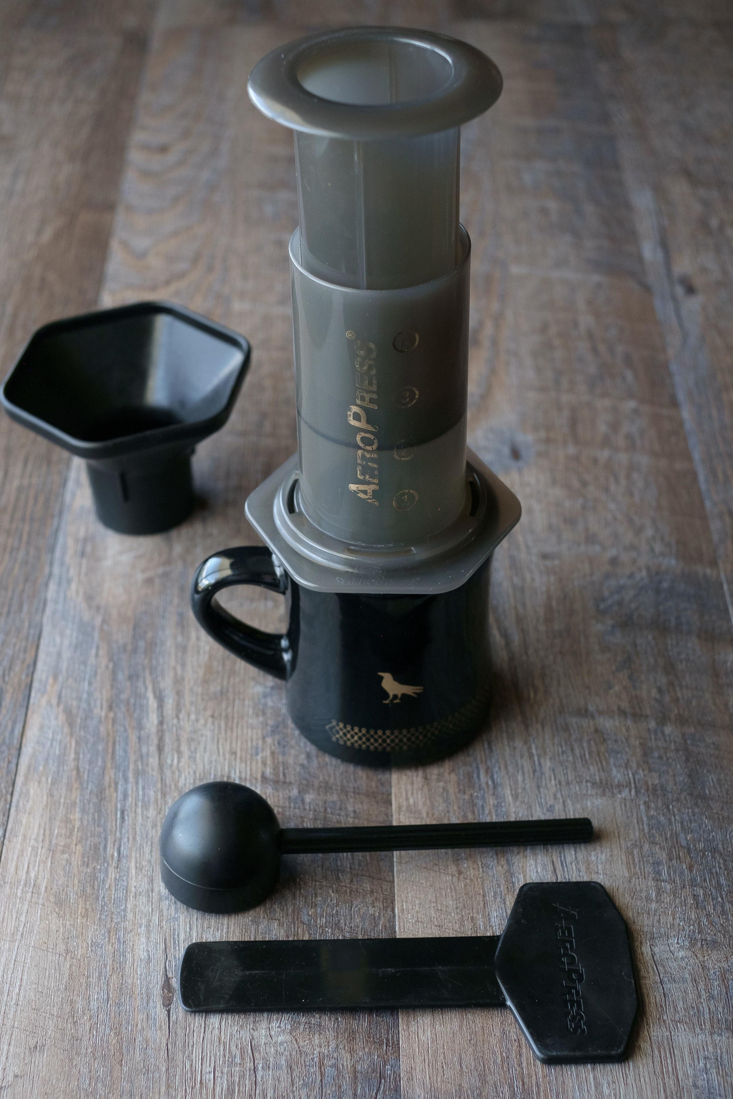 Coffee Equipment Aerobie Aeropress Handsome Wade