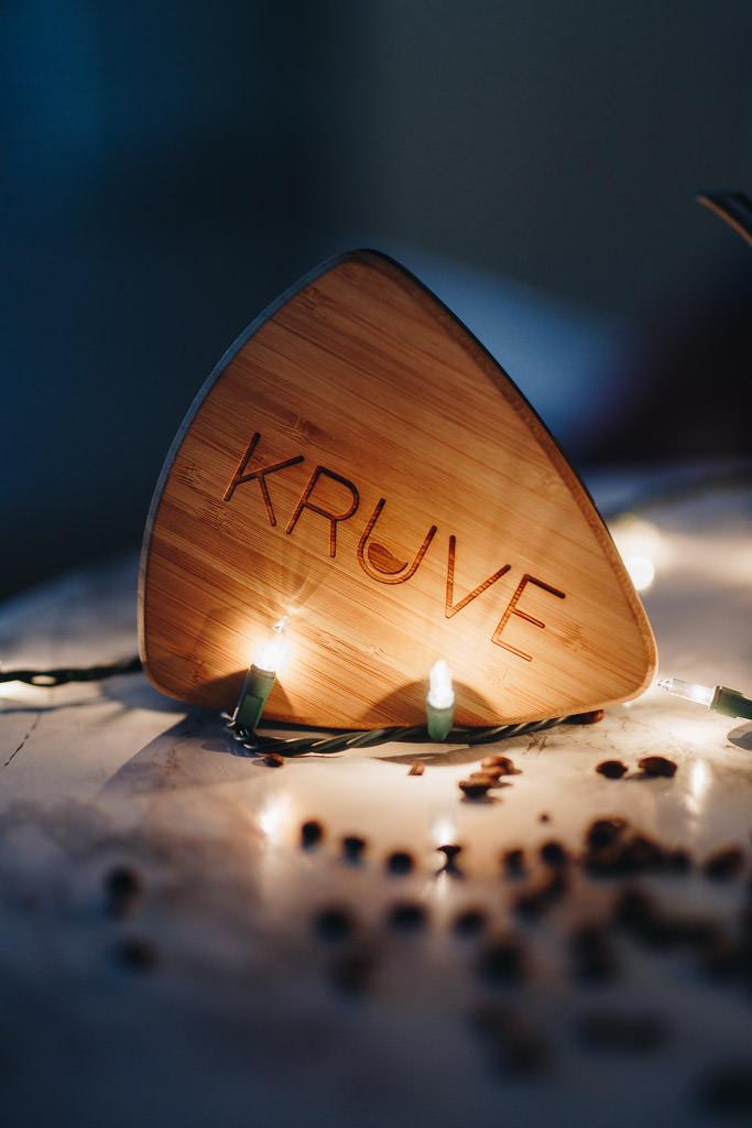 Kruve coffee sifter christmas lights gift