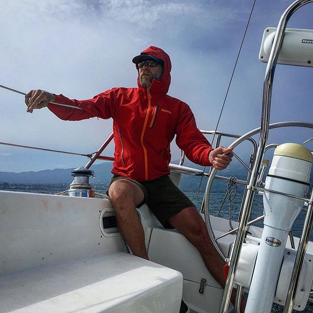 #continuingeducation @sbsailing 📷@djwrenx #santabarbara #sailing