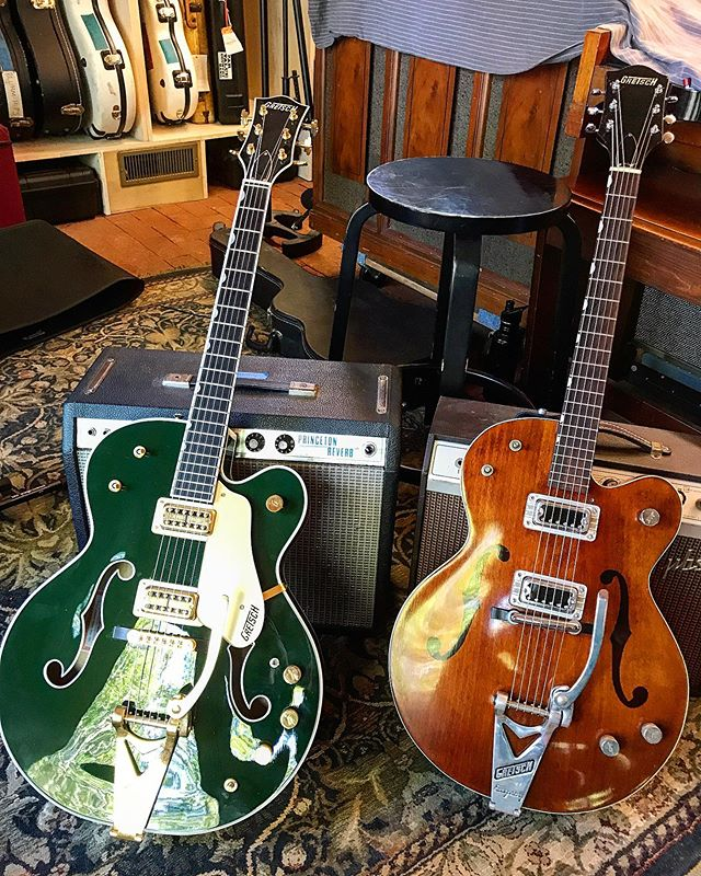 Gretsch madness coming down fast.