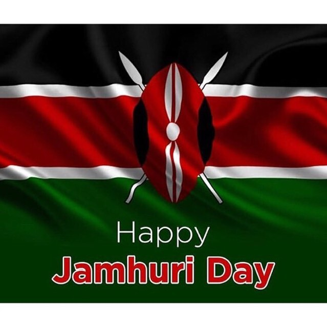 Wishing a Happy 55th #JamhuriDay to the people of Kenya! As we celebrate our day of independence, let us reflect on how far we've come, how much further we can go, and what we as individuals and as a community can do to bring about positive, transformative change to our country. Comment below with something you love about Kenya and/or how you are/would like to contribute to the betterment of our beautiful nation.