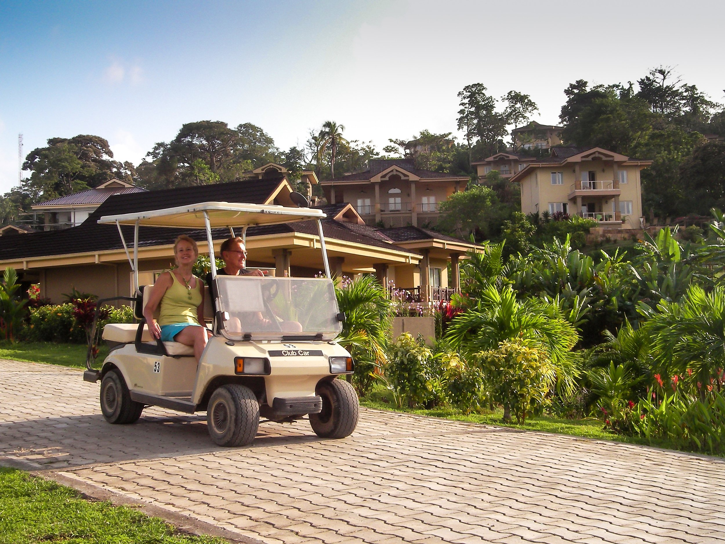 Golf Cart at Red Frog Beach.jpg