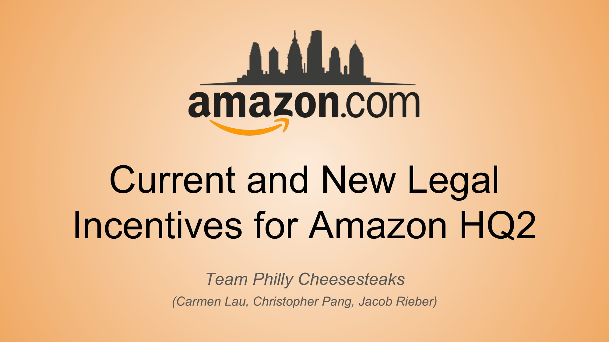 (Final Deck) Current and New Legal Incentives for Amazon HQ2 - Team Philly Cheesesteaks-1.jpg
