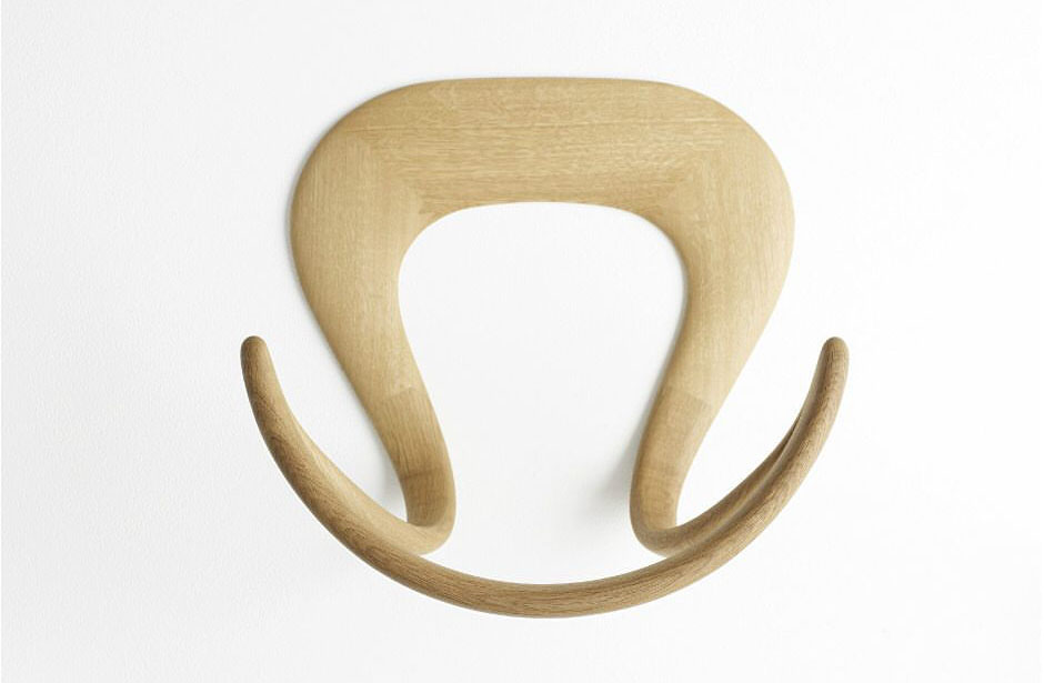 Kenya Hara's Tatamiza chair bird's eye
