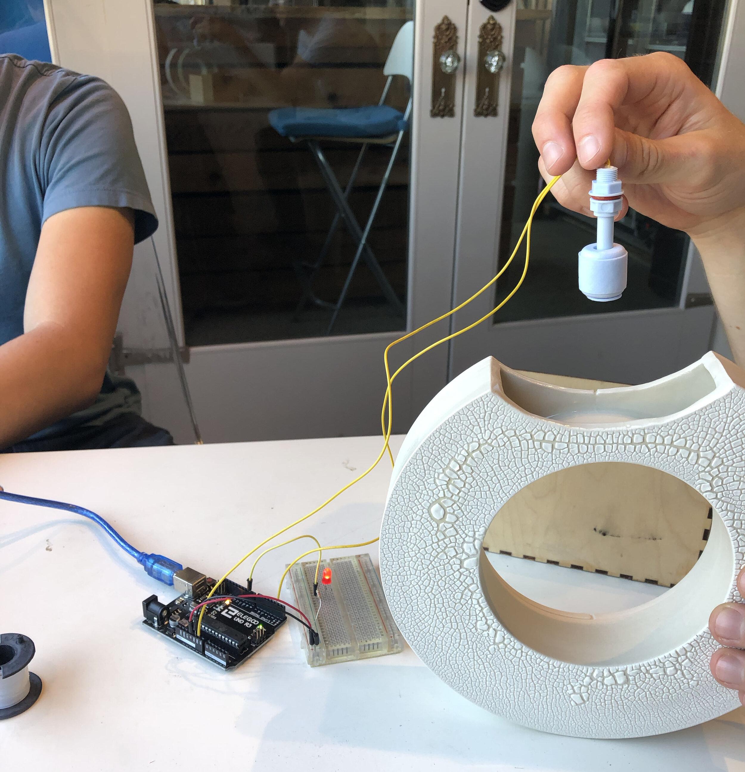 MiMOKO Water level sensor