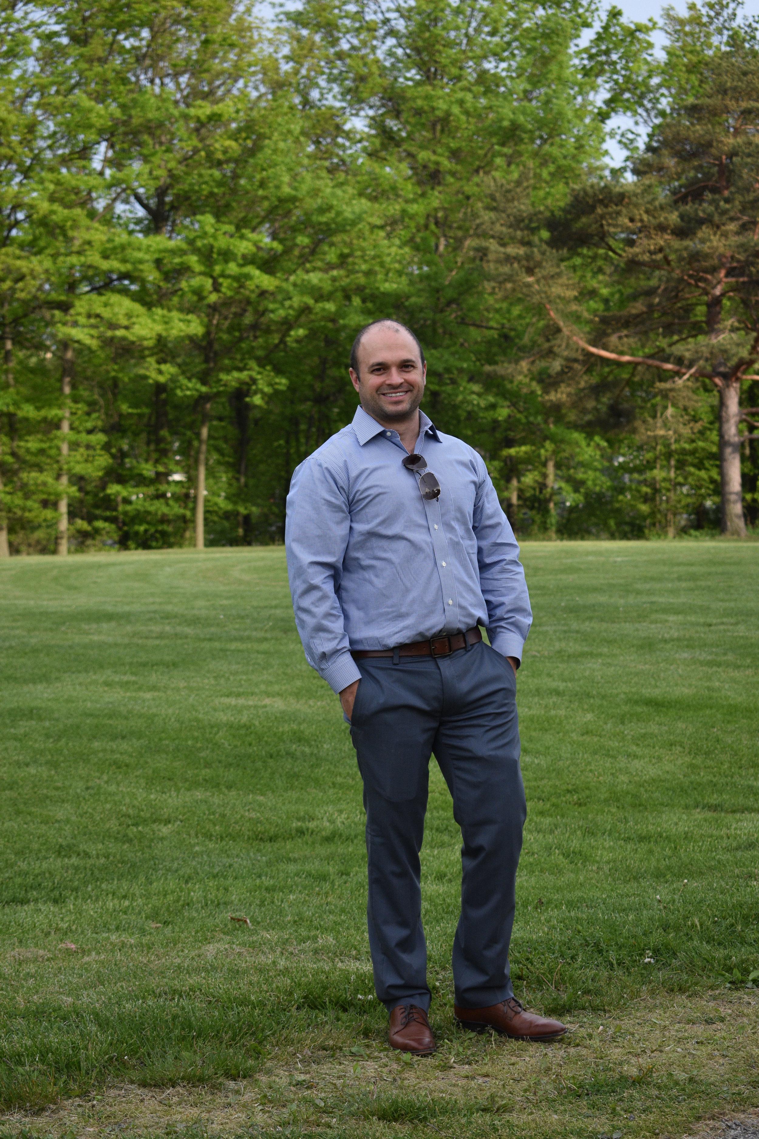 Nicholas Frasco- Board Member