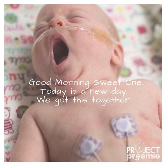 🌿Good morning sweet one, we got this🌿 #projectpreemie #preemie #nicu #projectpreemiecle #preemiestrong #nicujourney #nicusupport #cleveland #nicustrong #nicucommunity #ProjectPreemie